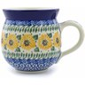 12 oz Stoneware Bubble Mug - Polmedia Polish Pottery H0884B