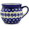 12 oz Stoneware Bubble Mug - Polmedia Polish Pottery H0913A