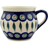 12 oz Stoneware Bubble Mug - Polmedia Polish Pottery H0917A