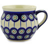 12 oz Stoneware Bubble Mug - Polmedia Polish Pottery H0919A