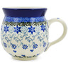 12 oz Stoneware Bubble Mug - Polmedia Polish Pottery H0946K