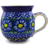 12 oz Stoneware Bubble Mug - Polmedia Polish Pottery H1053I