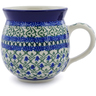 12 oz Stoneware Bubble Mug - Polmedia Polish Pottery H1127B