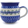 12 oz Stoneware Bubble Mug - Polmedia Polish Pottery H1155B