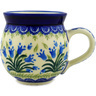12 oz Stoneware Bubble Mug - Polmedia Polish Pottery H1326D