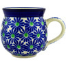 12 oz Stoneware Bubble Mug - Polmedia Polish Pottery H1391D