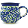 12 oz Stoneware Bubble Mug - Polmedia Polish Pottery H1392H