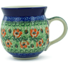 12 oz Stoneware Bubble Mug - Polmedia Polish Pottery H1568B