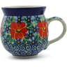 12 oz Stoneware Bubble Mug - Polmedia Polish Pottery H1687B