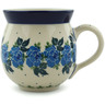 12 oz Stoneware Bubble Mug - Polmedia Polish Pottery H1721I