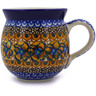 12 oz Stoneware Bubble Mug - Polmedia Polish Pottery H1892B
