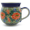 12 oz Stoneware Bubble Mug - Polmedia Polish Pottery H2108F