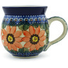 12 oz Stoneware Bubble Mug - Polmedia Polish Pottery H2228H