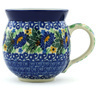 12 oz Stoneware Bubble Mug - Polmedia Polish Pottery H2345H
