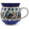 12 oz Stoneware Bubble Mug - Polmedia Polish Pottery H2381G