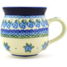 12 oz Stoneware Bubble Mug - Polmedia Polish Pottery H2398D