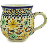 12 oz Stoneware Bubble Mug - Polmedia Polish Pottery H2423E