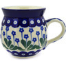 12 oz Stoneware Bubble Mug - Polmedia Polish Pottery H2425E
