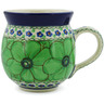 12 oz Stoneware Bubble Mug - Polmedia Polish Pottery H2430E