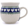 12 oz Stoneware Bubble Mug - Polmedia Polish Pottery H2535G