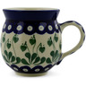12 oz Stoneware Bubble Mug - Polmedia Polish Pottery H2858B