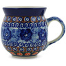 12 oz Stoneware Bubble Mug - Polmedia Polish Pottery H2915E