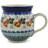 12 oz Stoneware Bubble Mug - Polmedia Polish Pottery H3031K