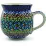 12 oz Stoneware Bubble Mug - Polmedia Polish Pottery H3161A