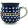 12 oz Stoneware Bubble Mug - Polmedia Polish Pottery H3199A