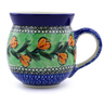 12 oz Stoneware Bubble Mug - Polmedia Polish Pottery H3201A
