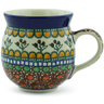 12 oz Stoneware Bubble Mug - Polmedia Polish Pottery H3205A