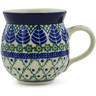 12 oz Stoneware Bubble Mug - Polmedia Polish Pottery H3209A