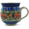 12 oz Stoneware Bubble Mug - Polmedia Polish Pottery H3219G