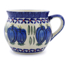12 oz Stoneware Bubble Mug - Polmedia Polish Pottery H3318C