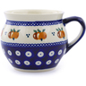 12 oz Stoneware Bubble Mug - Polmedia Polish Pottery H3320C