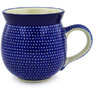 12 oz Stoneware Bubble Mug - Polmedia Polish Pottery H3326E