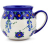 12 oz Stoneware Bubble Mug - Polmedia Polish Pottery H3616K