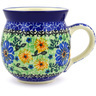 12 oz Stoneware Bubble Mug - Polmedia Polish Pottery H3660F