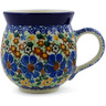 12 oz Stoneware Bubble Mug - Polmedia Polish Pottery H3661F