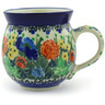 12 oz Stoneware Bubble Mug - Polmedia Polish Pottery H3678G