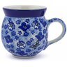 12 oz Stoneware Bubble Mug - Polmedia Polish Pottery H3940D
