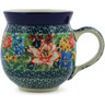 12 oz Stoneware Bubble Mug - Polmedia Polish Pottery H3986K