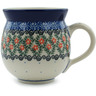 12 oz Stoneware Bubble Mug - Polmedia Polish Pottery H4114I