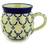 12 oz Stoneware Bubble Mug - Polmedia Polish Pottery H4186D