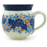 12 oz Stoneware Bubble Mug - Polmedia Polish Pottery H4278H