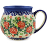12 oz Stoneware Bubble Mug - Polmedia Polish Pottery H4411K