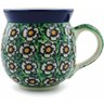 12 oz Stoneware Bubble Mug - Polmedia Polish Pottery H4536I