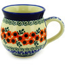 12 oz Stoneware Bubble Mug - Polmedia Polish Pottery H4770D