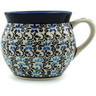12 oz Stoneware Bubble Mug - Polmedia Polish Pottery H4816I