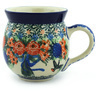 12 oz Stoneware Bubble Mug - Polmedia Polish Pottery H4827H
